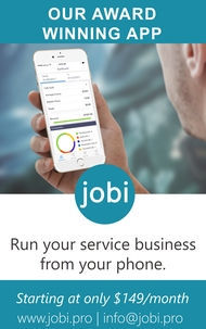 Jobi Field Service Software