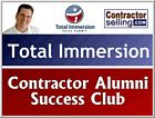 VIDEO: Total Immersion Contractor Alumni Club