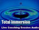 AUDIO: NEW! LIVE Total Immersion Coaching Sessions