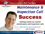 Maintenance and Inspection Call Success