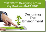 NEW: The Turn Key Business Part 1: Designing the Service Environments