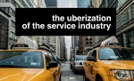 "Webinar: ""Uberization of the Service Industry"""