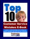 DOWNLOAD: The Top 10 Customer Service Mistakes E-Book