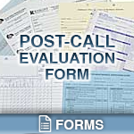 DOWNLOAD Post Call Evaluation Form